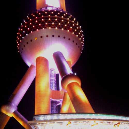 Башня Восточная жемчужина