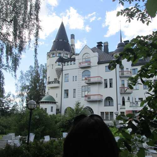 Imatran Valtionhotelli, Finland