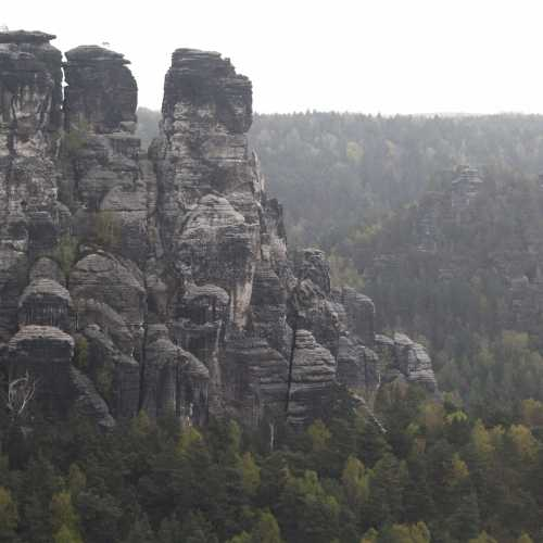 Saxon Switzerland, Germany