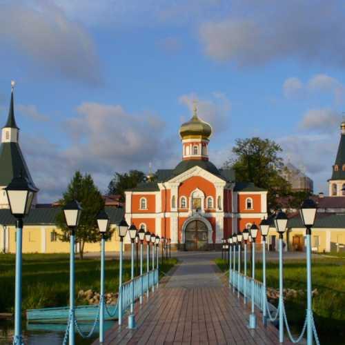 Валдайский Иверский Святоозерский Богородицкий мужской монастырь, Russia