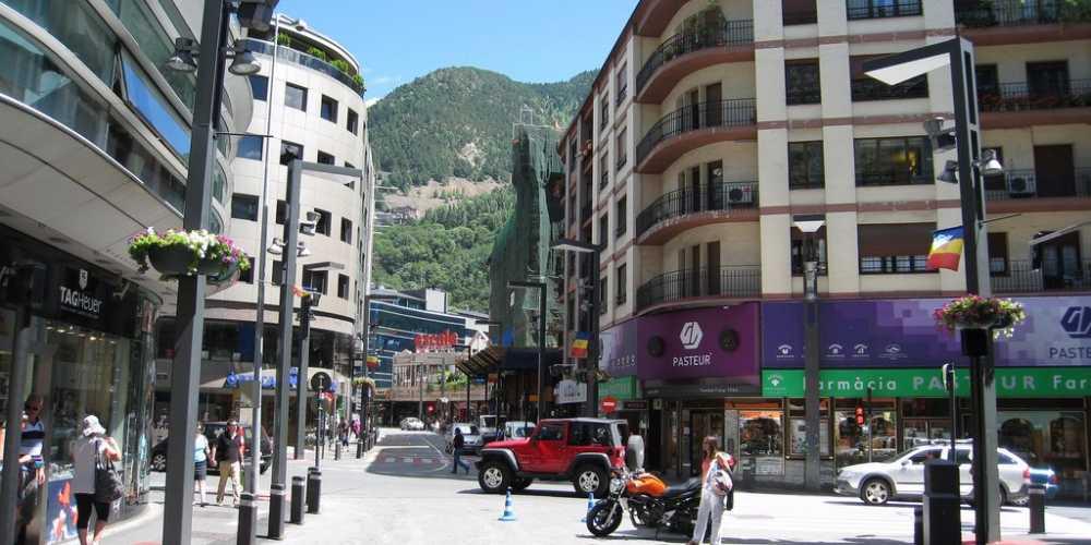 Андорра фото