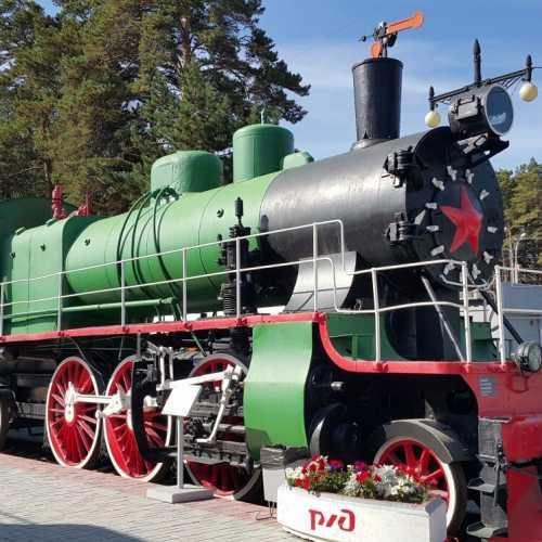 Новосибирский музей железнодорожной техники им. Н. А. Акулинина, Russia