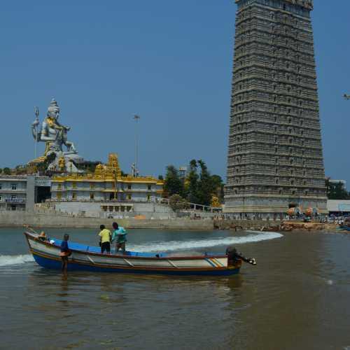 Murdeshwar Temple, India
