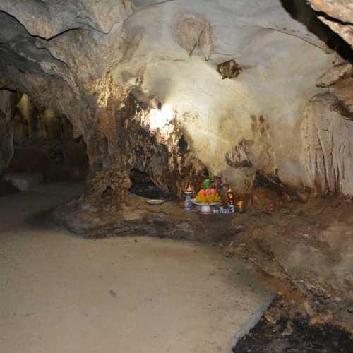 Trung Trang cave, Vietnam