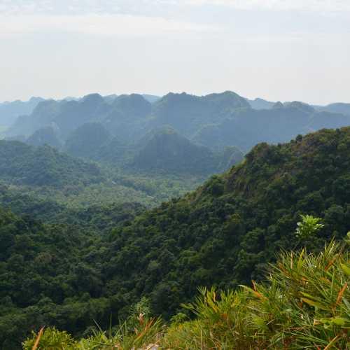 Национальный парк Катба, Вьетнам