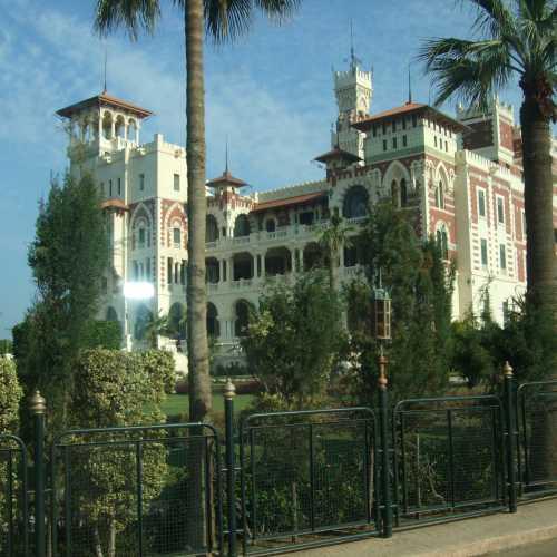Montaza Palace, Egypt