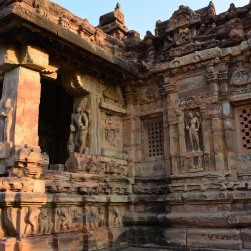 Храмовый комплекс Паттадакал, India