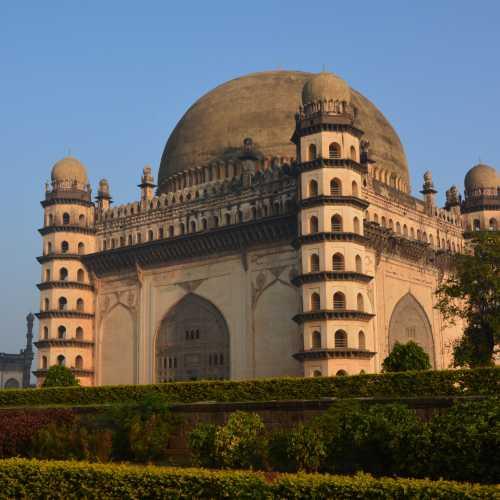 Гол Гумбаз, Индия