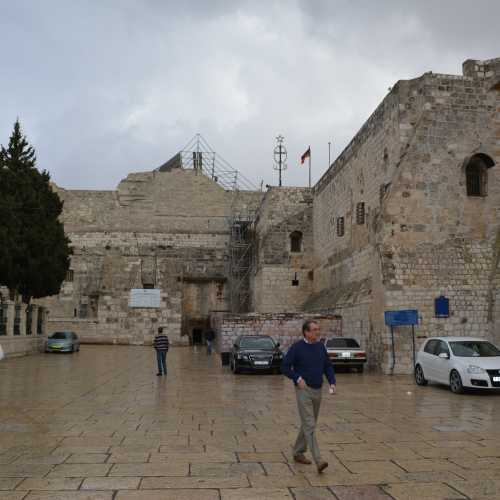 Базилика Рождества Христова, Палестина