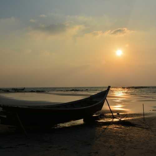Ngwe Saung Beach, Myanmar Burma