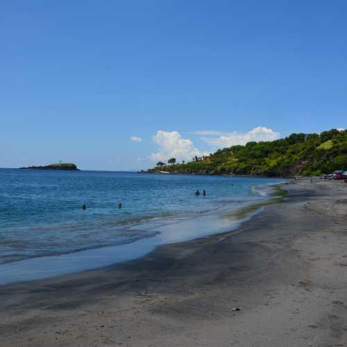 Пляж Пантай Пасир Путих, Индонезия