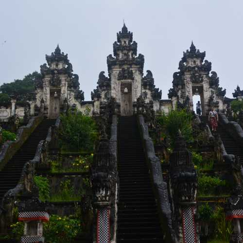 Храм Лемпуянг Лухур (Pura Lempuyang Luhur), Indonesia