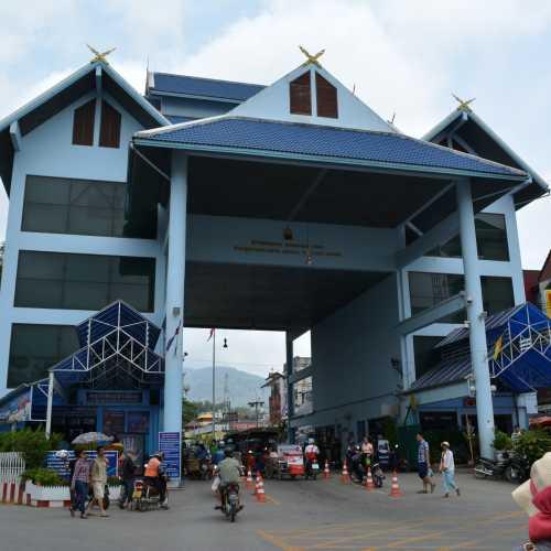 Mae Sai, Thailand