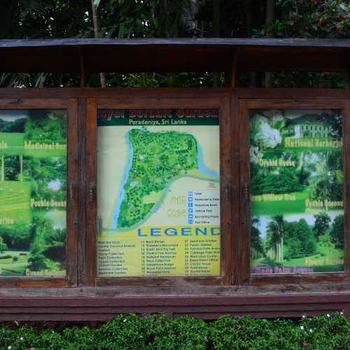 Royal Botanic Gardens sri lanka, Sri Lanka