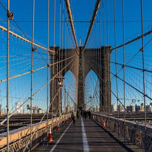 Brooklyn Bridge, United States