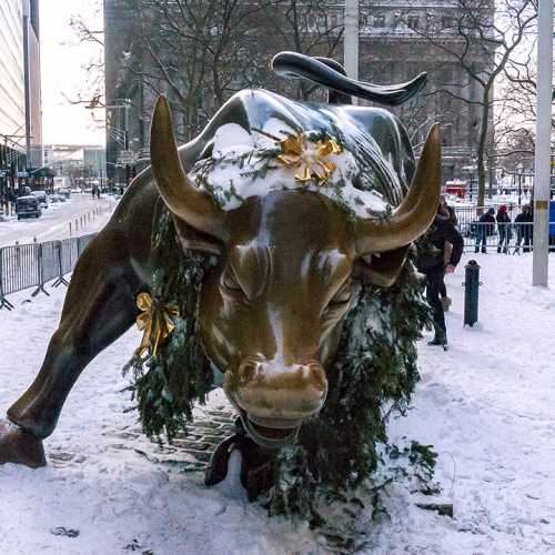 Charging Bull, United States