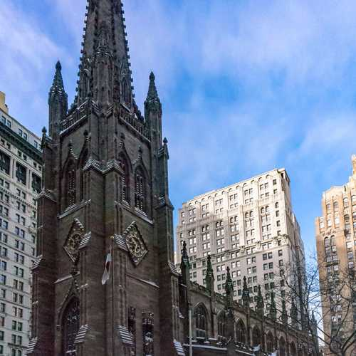 Trinity Church, United States