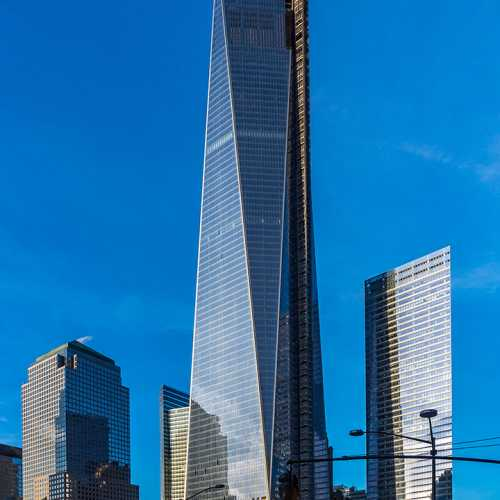 One World Trade Center, United States