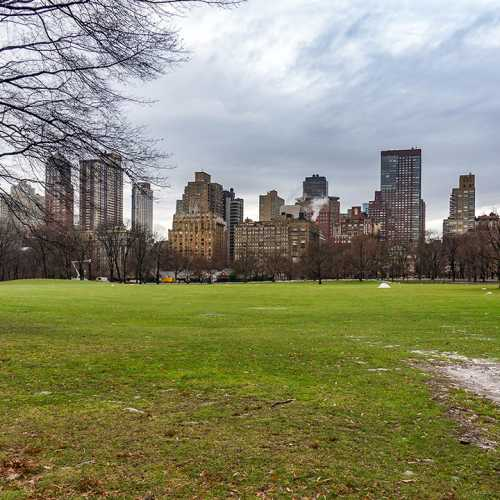 Central park, United States