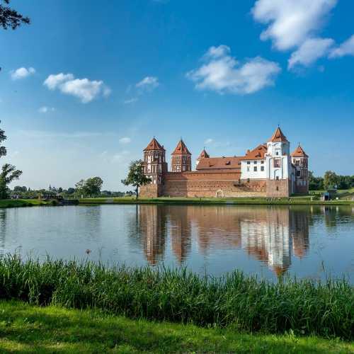 Мирский замок, Belarus