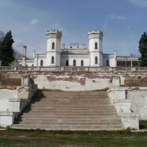 Шаровка, замок Кенига <a href=