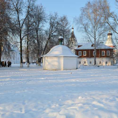 Aleksandrovskaya sloboda, Russia