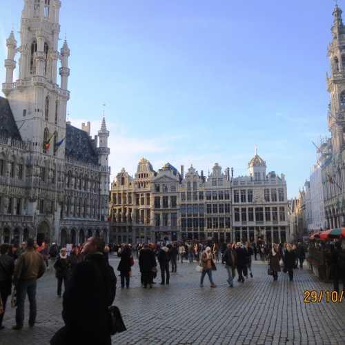 Grand-Place, Belgium