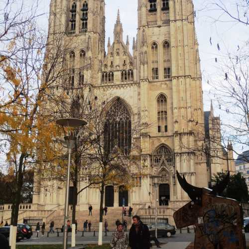 Cathedral of St. Michael and St. Gudula, Belgium