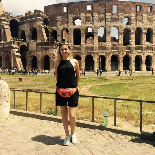 Рим, 2016 червень