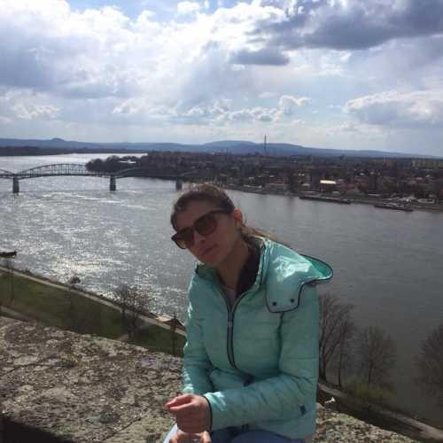 Maria Valeria Bridge, Hungary