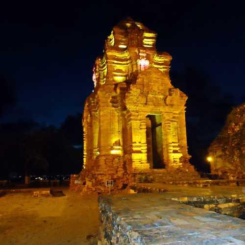 Po Nagar Cham Tower, Vietnam