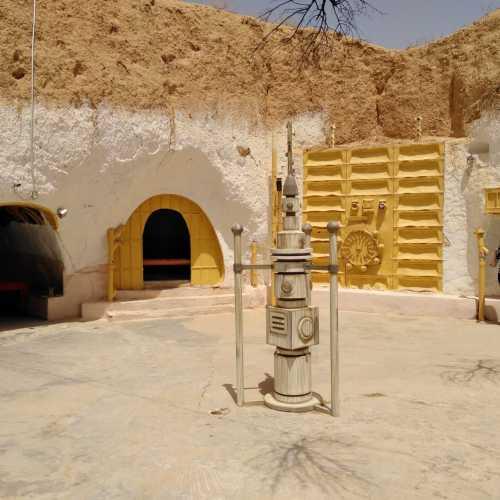 Дом из «Звёздных войн»