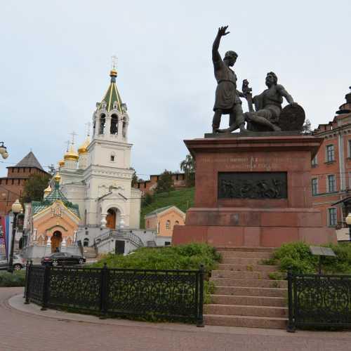 Памятник Минину и Пожарскому, Russia
