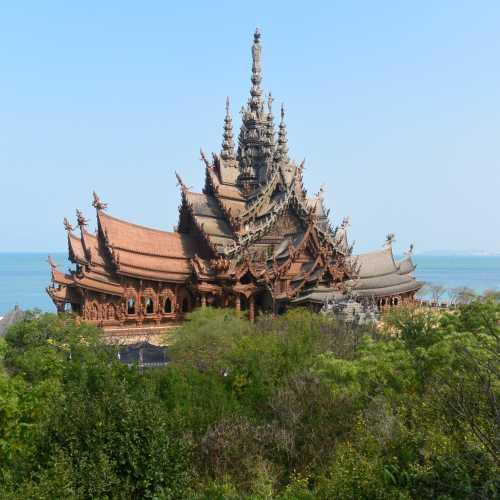 Sanctuary of Truth, Thailand