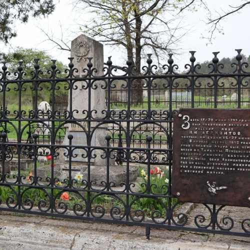 Первоначальное захоронение М.Ю.Лермонтова, Russia