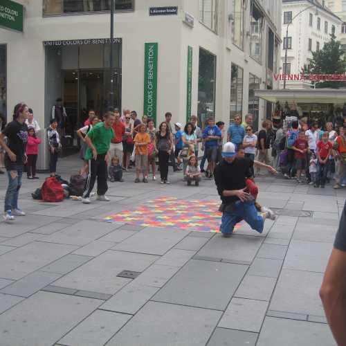 street Vienna
