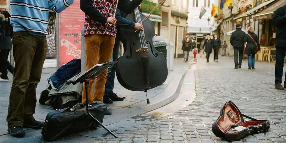Бельгия фото
