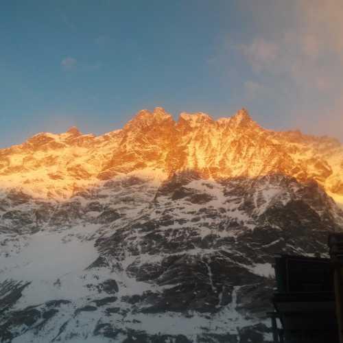 Matterhorn, Italy