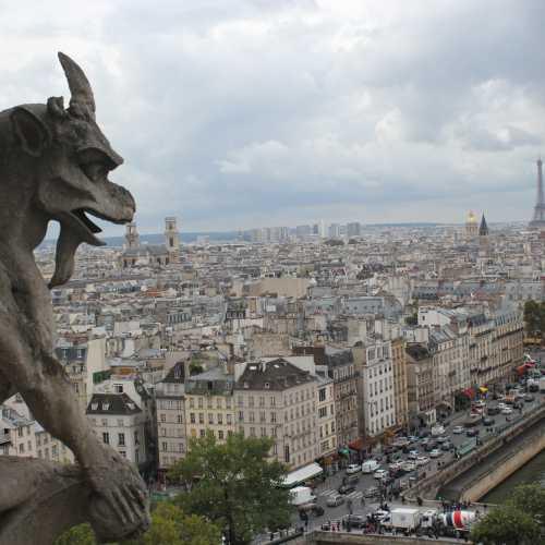 Paris. Notre Dam de Paris