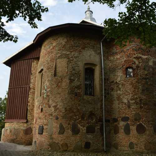 Гродно, Коложская церковь 12 века.