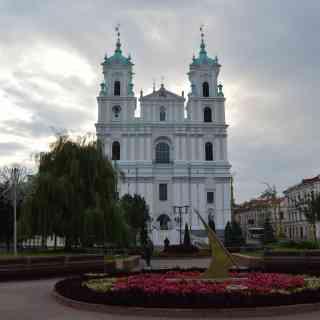 Гродно, кафедральный костел Св. Франциска Ксаверия