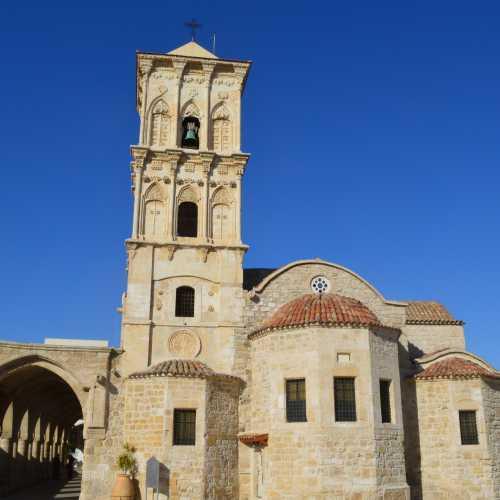 Ларнака, Церковь Святого Лазаря.