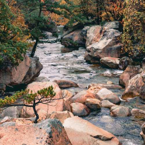 Национальный парк Сораксан, South Korea