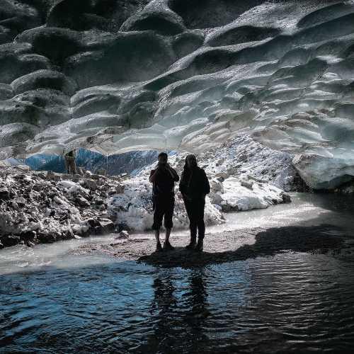 Под Ледником Чалаади