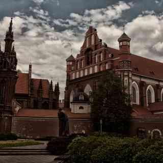 Vilniaus Šv. Onos bažnyčia<br/>