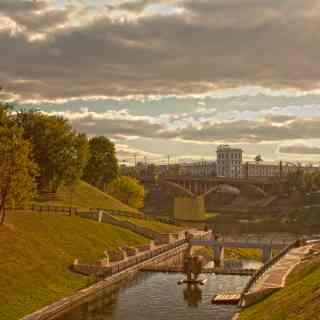 р. Віцьба и р. Заходняя Дзвіна, Вiцебск