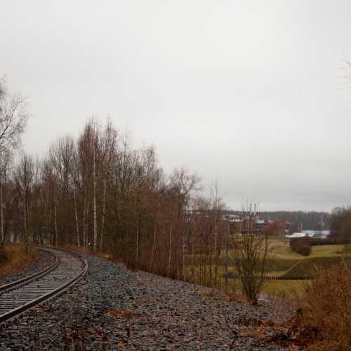 Rautatie, Lappeenranta