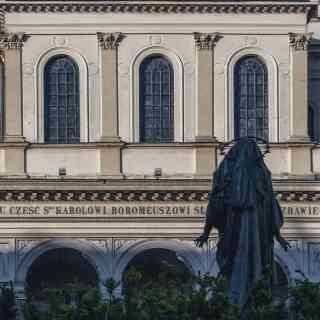 Kościół św. Karola Boromeusza w Warszawie