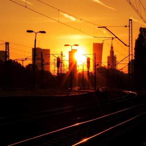 Warszawa, stacja Warszawa-Zachodnia