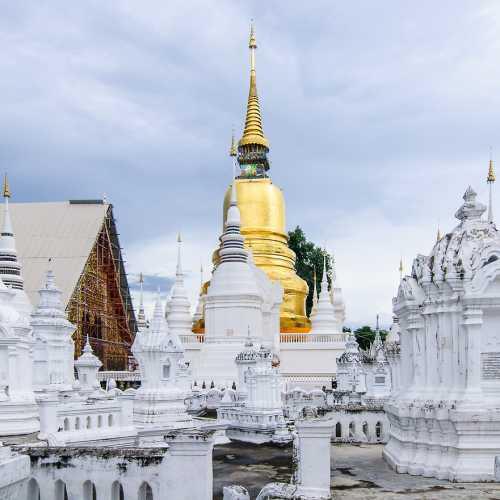 Wat Suan Dok Temple, Thailand